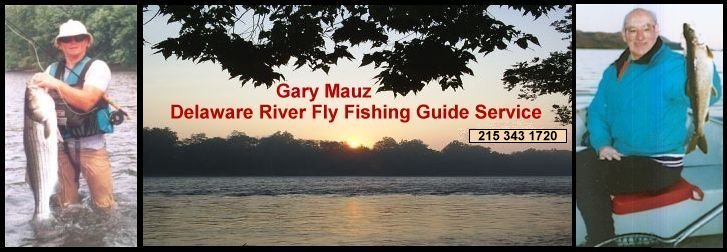 Delaware River Fly=Fishing Guide Service -